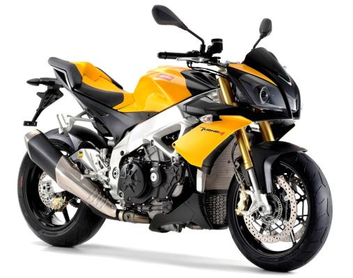 APRILIA Tuono V4 R APRC Made In Italy Design