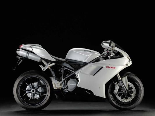 DUCATI 848 Design Made in Italy