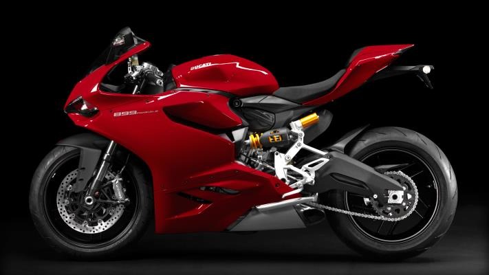 DUCATI 899 Panigale ABS Design Made in Italy