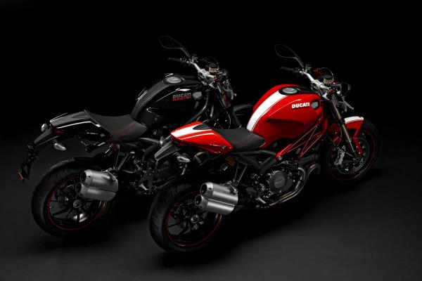 DUCATI Monster 1100 EVO Design Made in Italy
