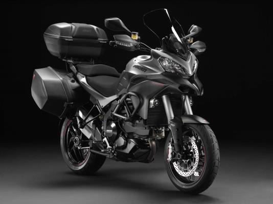 DUCATI Multistrada 1200 Design Made in Italy