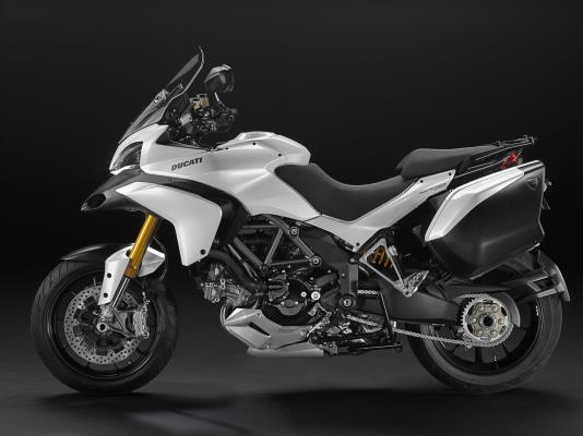 DUCATI Multistrada 1200 S Design Made in Italy