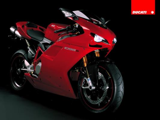 DUCATI 1098 S Design Made in Italy