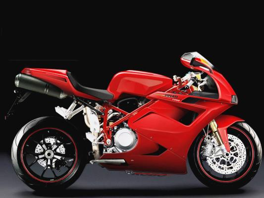 DUCATI 1098  Design Made in Italy