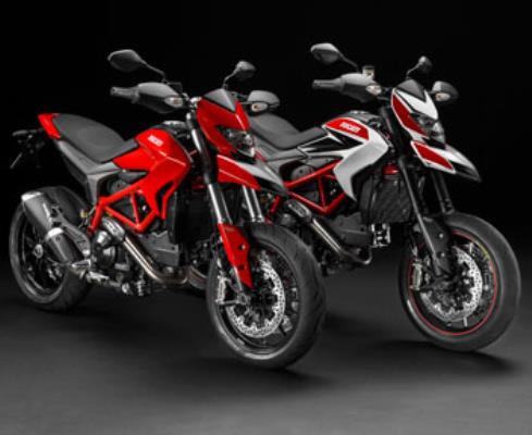 DUCATI Hypermotard 1100  Design Made in Italy