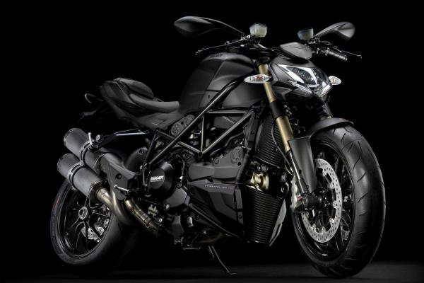 DUCATI Streetfighter Design Made in Italy