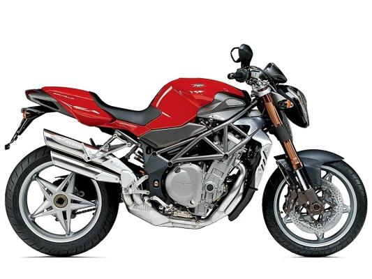 MV AGUSTA Brutale 750 S Design Made in Italy